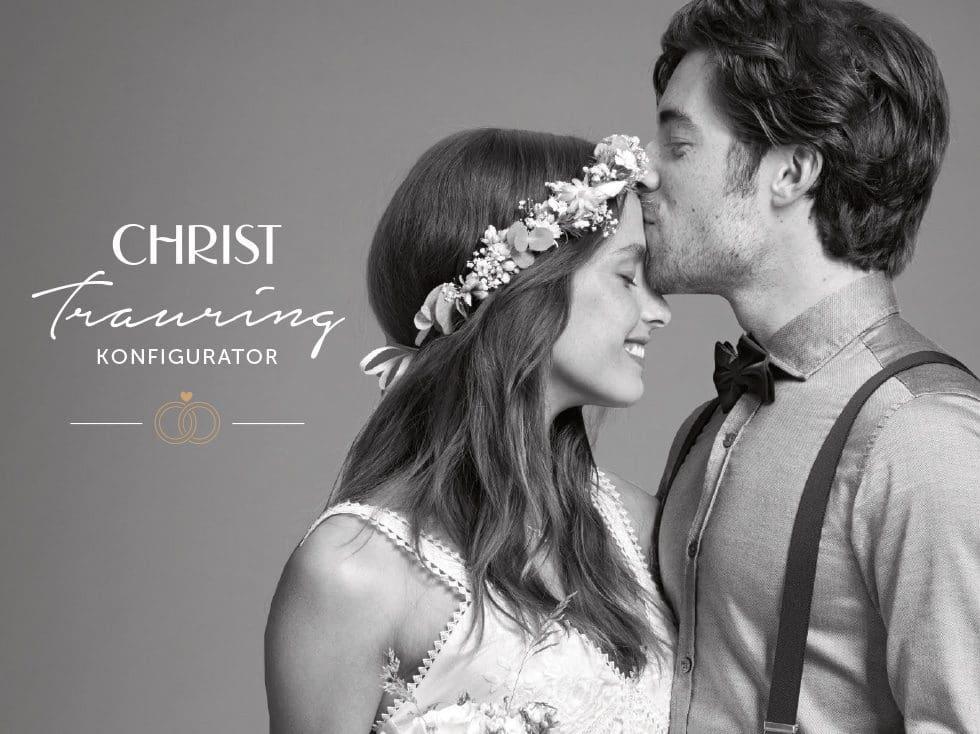 Christ Trauringkonfigurator