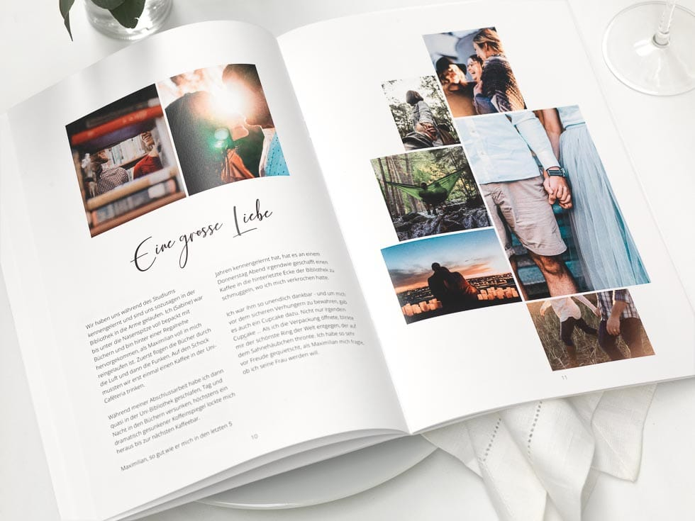 Online Hochzeitszeitung Erstellen Hochzeitszeitung Drucken