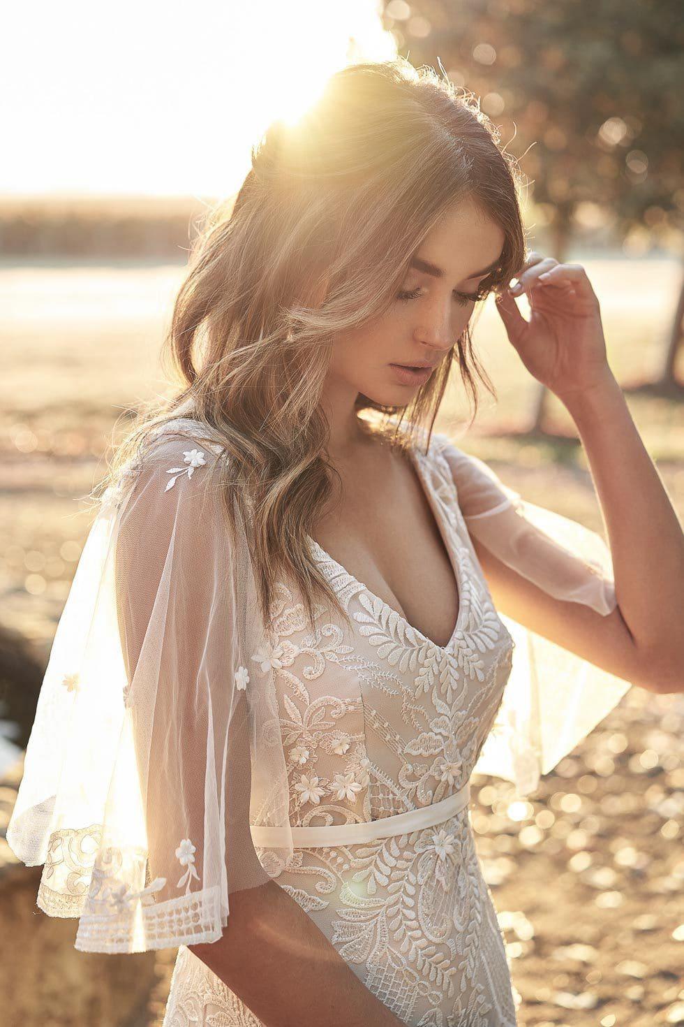 Brautkleid Boho Anna Campbell