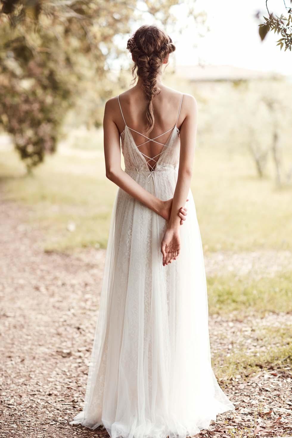 Brautkleid Farbe Naturweiß