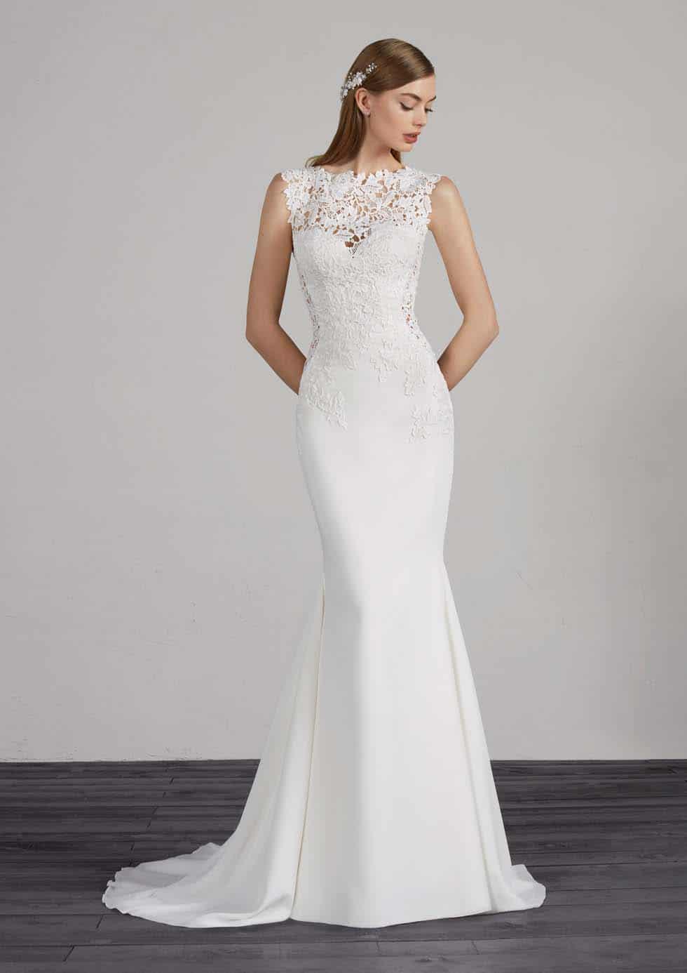 Hochzeitskleid Milano Pronovias