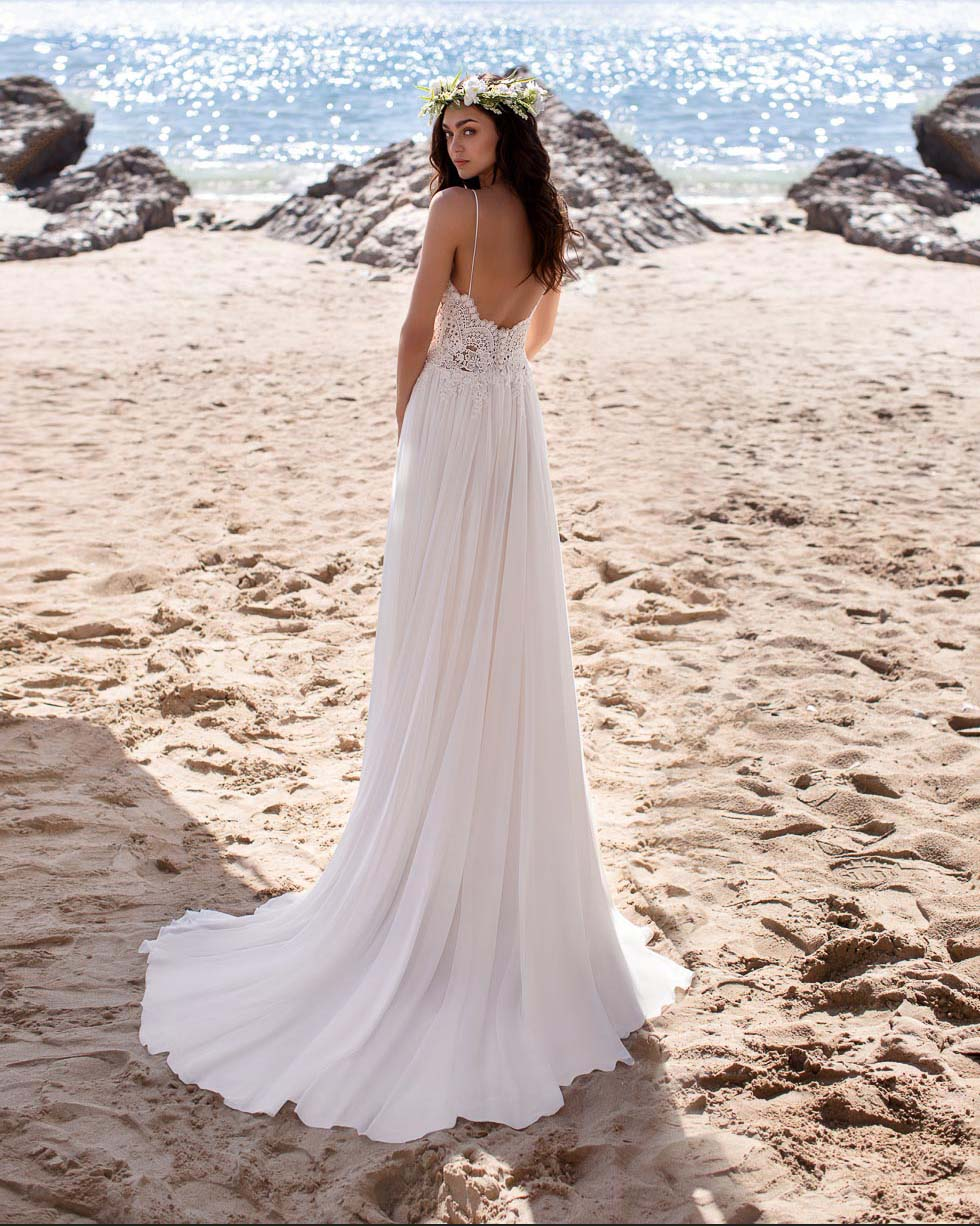 Boho Brautkleid Apollo Pronovias