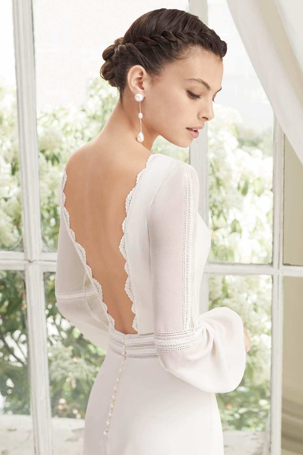 Hochzeitskleid Manila Rosa Clara Couture