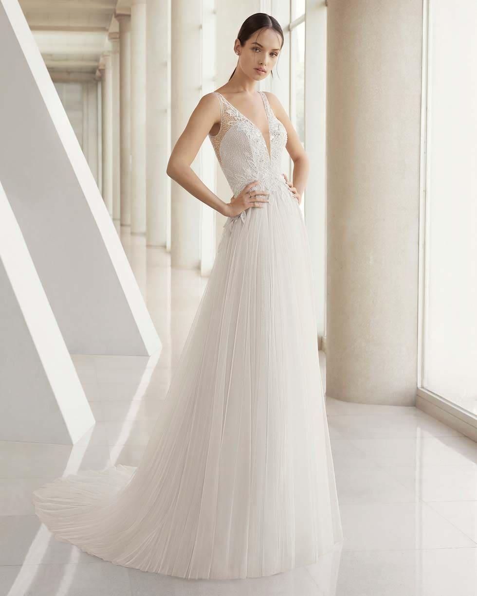Hochzeitskleid Kiandra Rosa Clara Soft