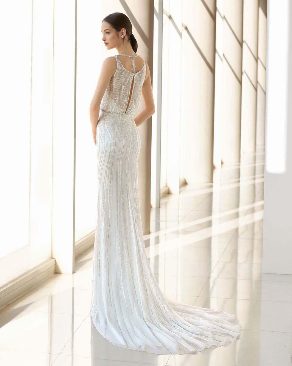 Brautkleid Kalila Rosa Clara Soft.