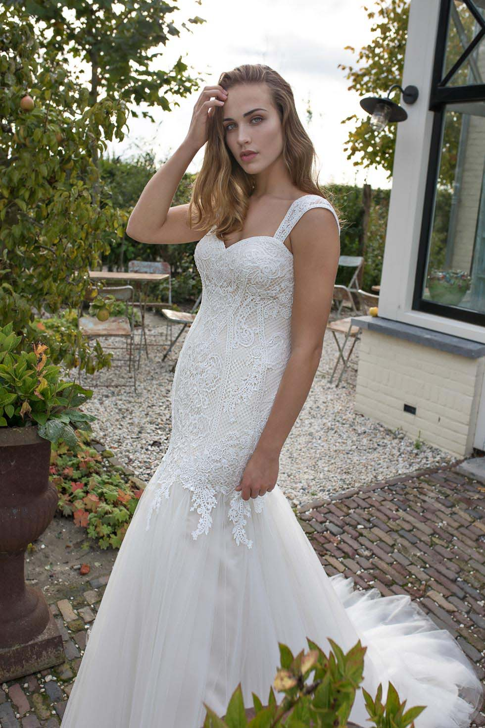 Brautkleid Dakota Modeca