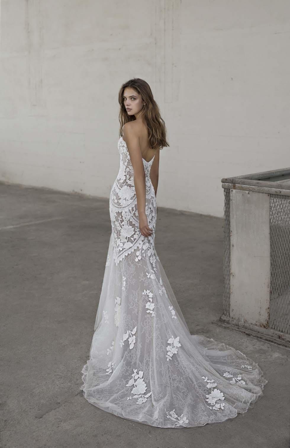 Meerjungfrauen Brautkleid Le Papillon Modeca