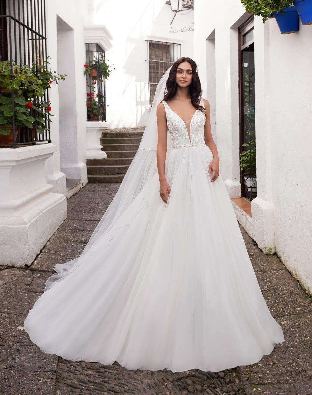 Brautkleid Prinzessin Adrastea Pronovias