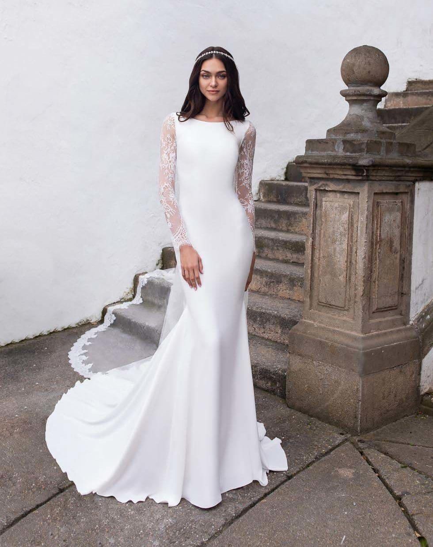 Brautkleid Meerjungfrau Kemi Pronovias