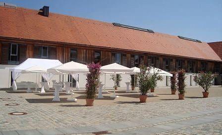 Scheune Schloss Hohenkammer