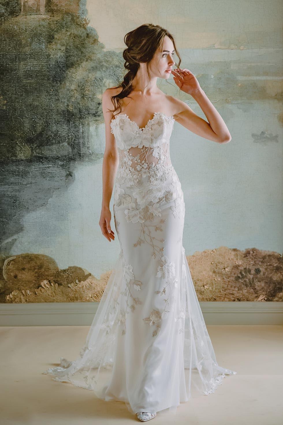 Brautkleid Odessa Claire Petiibone