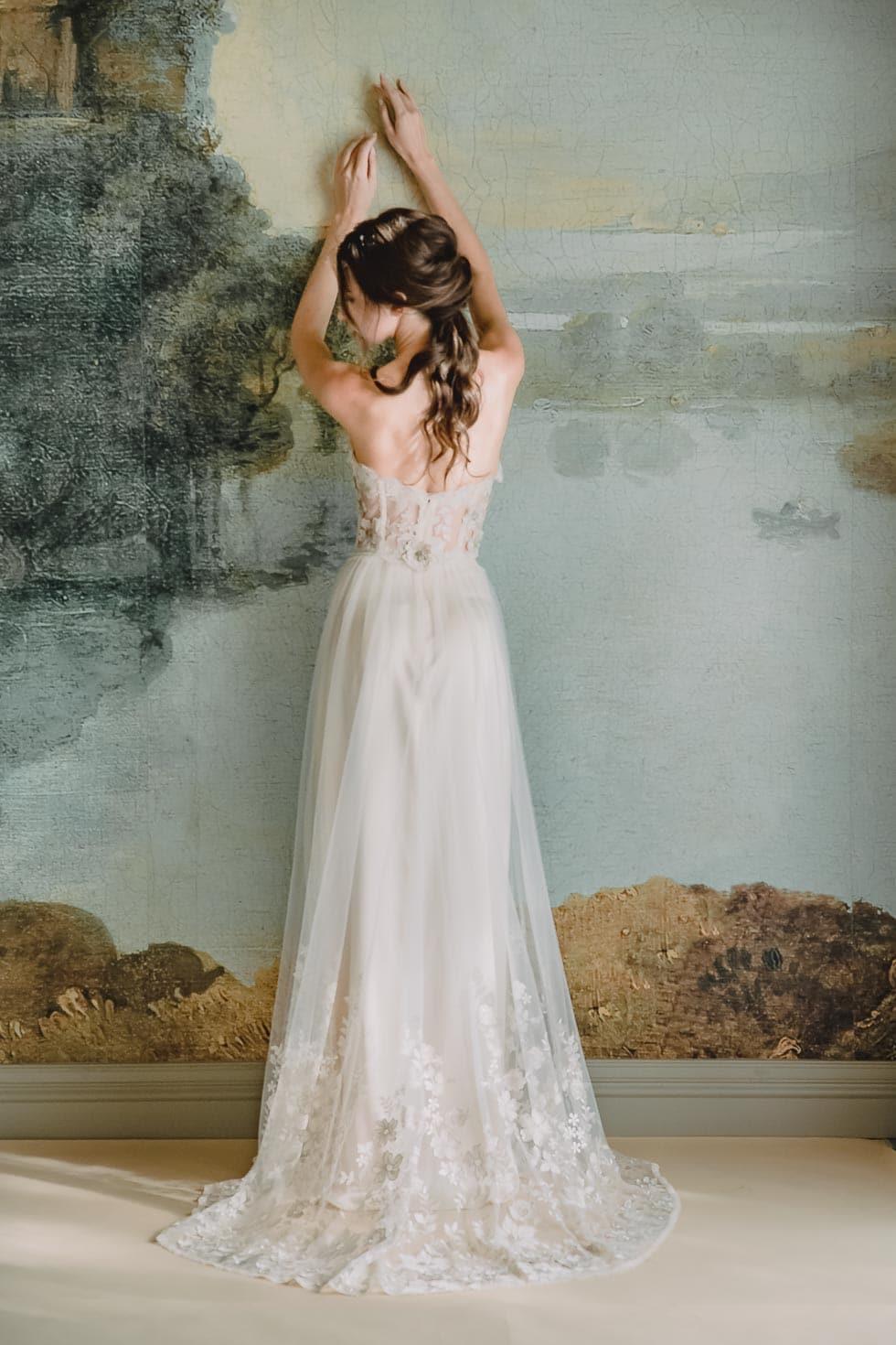 Brautkleid Lucinda Claire Pettibone