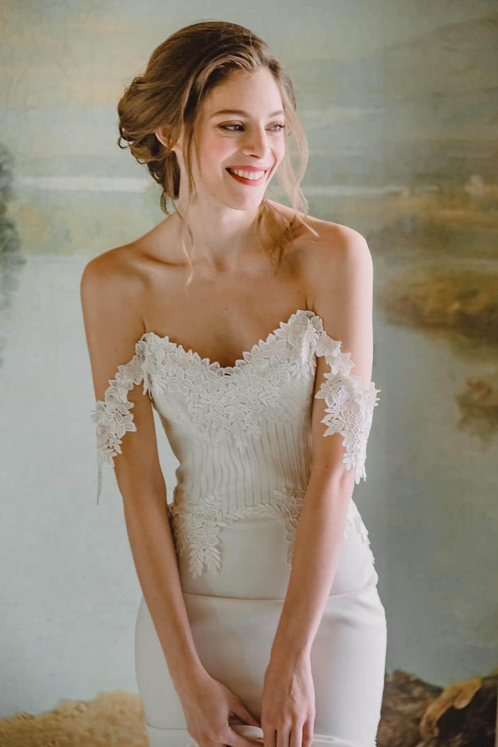 Brautkleid Arabella Claire Pettibone