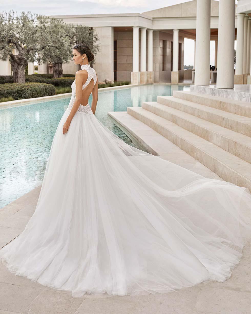 Brautkleid Samba Rosa Clará Couture.