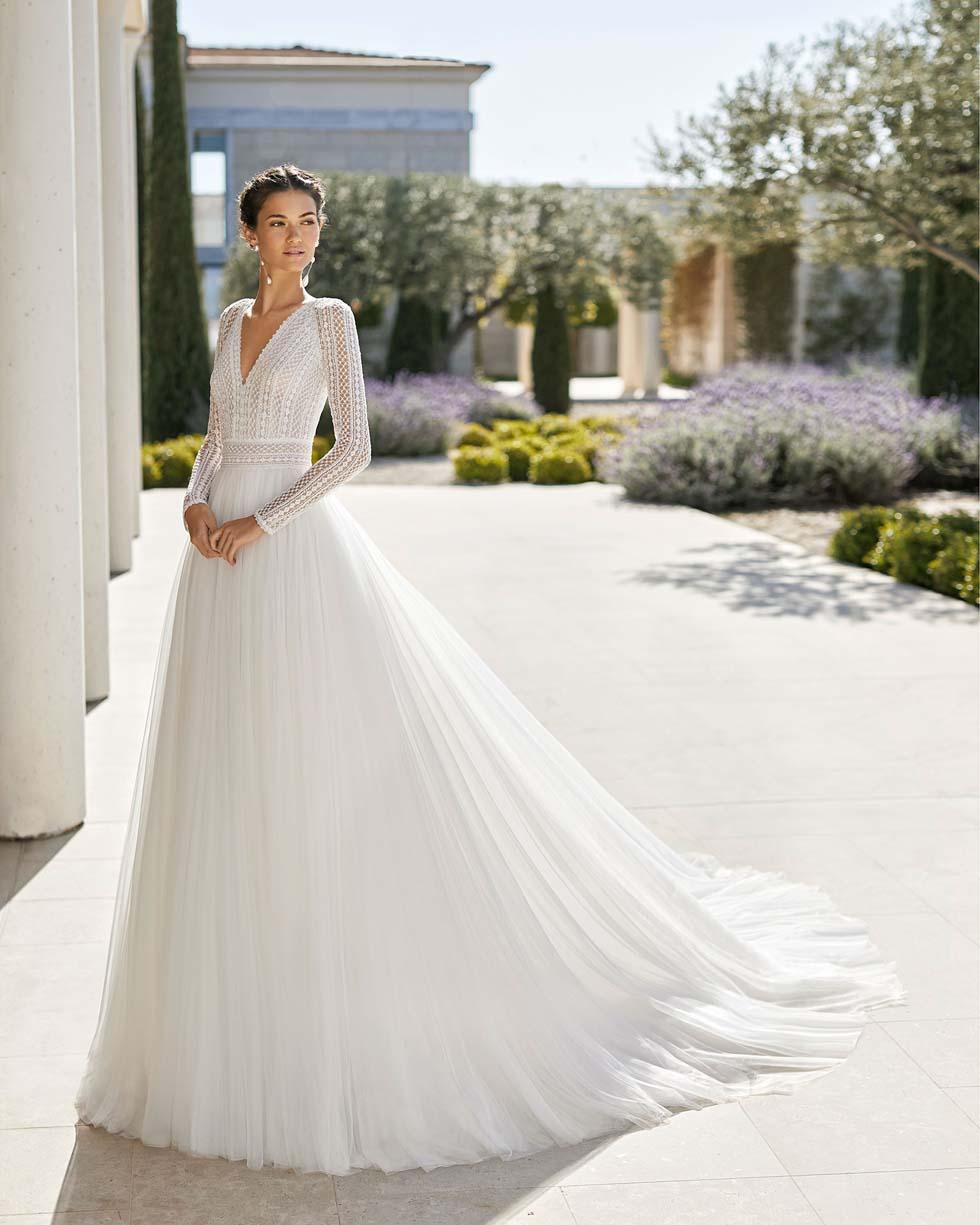 Brautkleid Savana Rosa Clará Couture