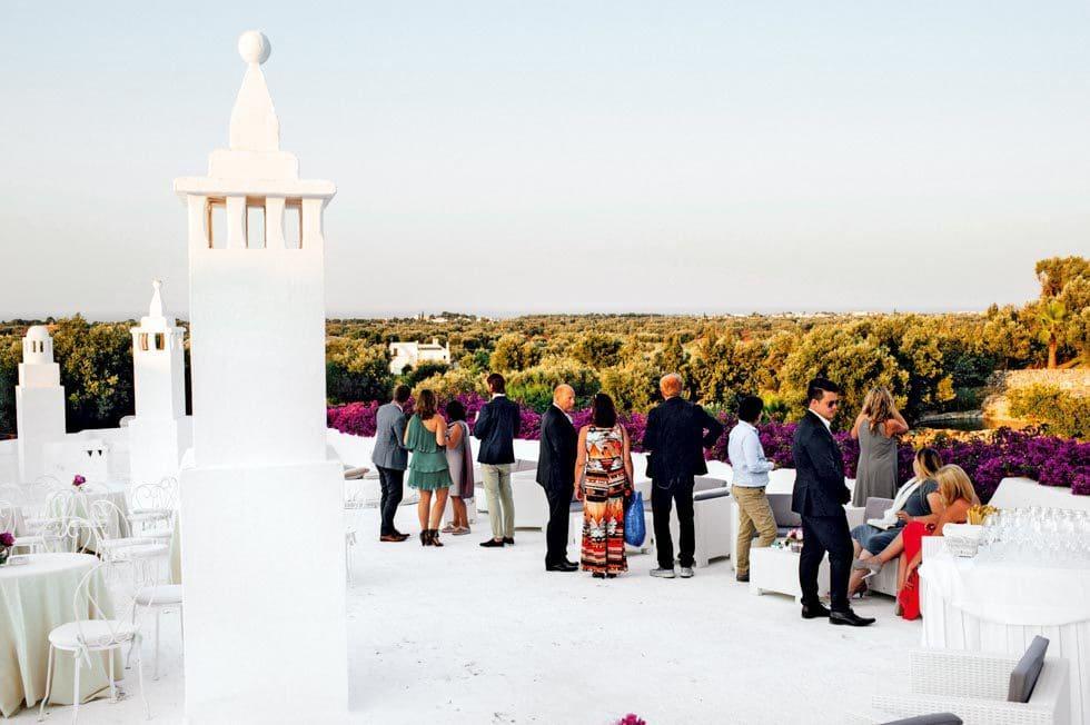Hochzeit Apulien