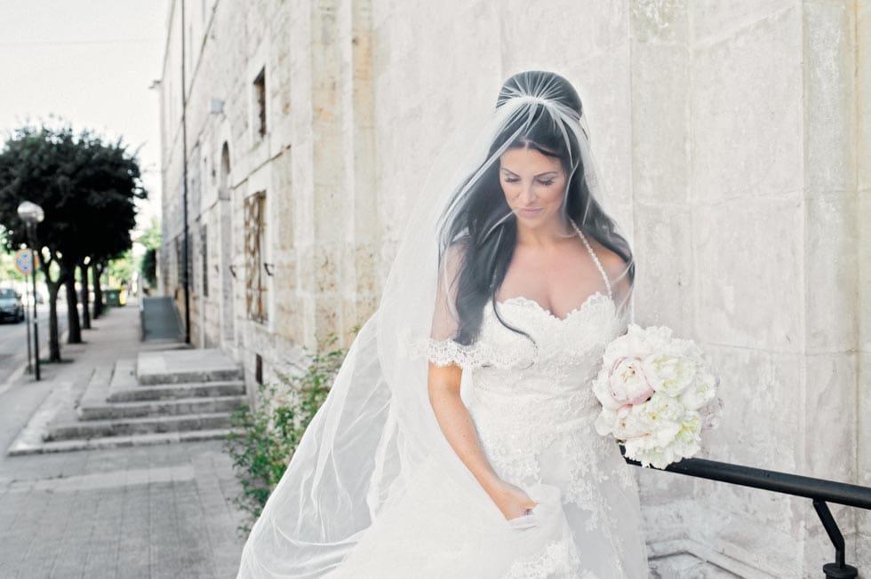 Braut Kirchliche Trauung
