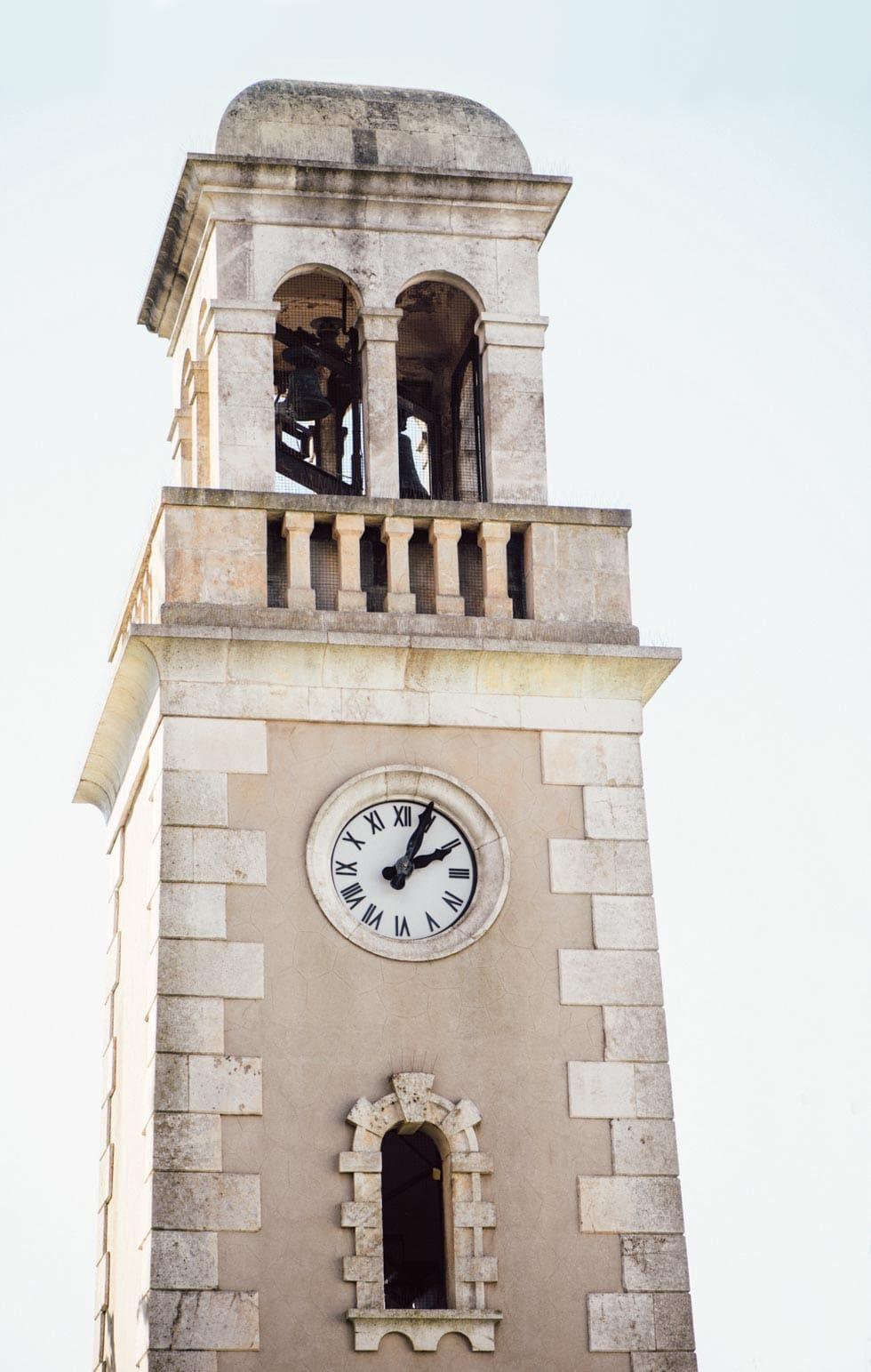Glockenturm Kirche