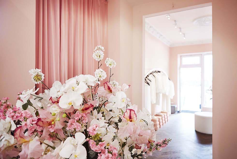 Brautmodegeschäft