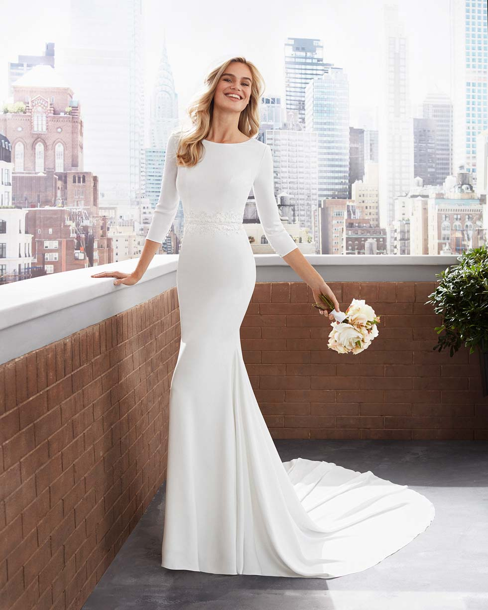 Brautkleid Lyrics Luna Novias