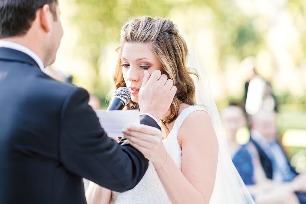 Eheversprechen Braut