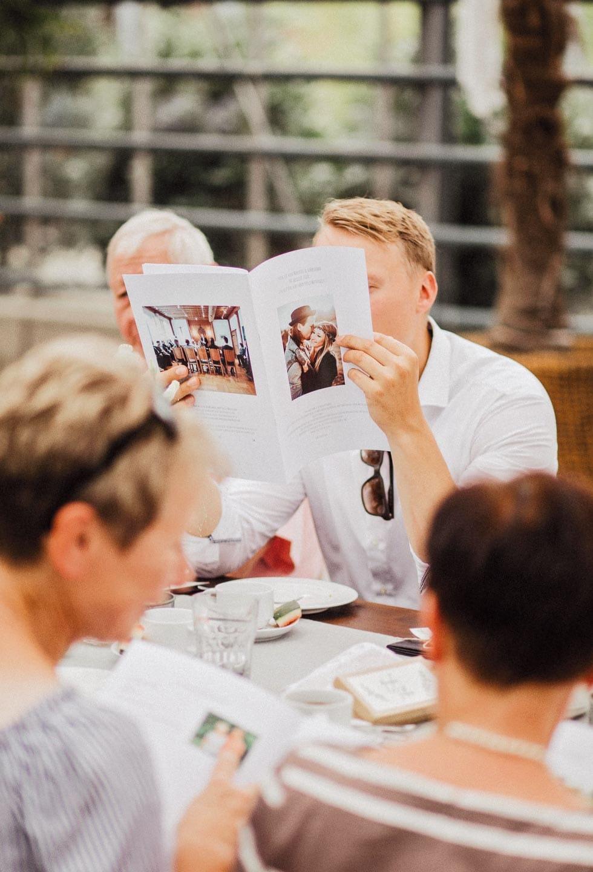 Hochzeitszeitung Hochzeitsgeschenk