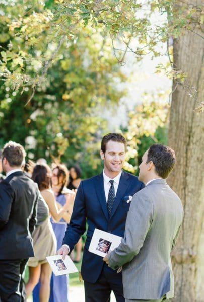 Hochzeitsgäste Freie Trauung