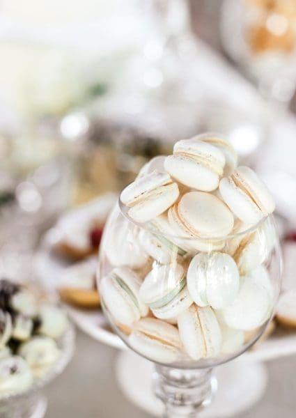 Sweet Table Macarons