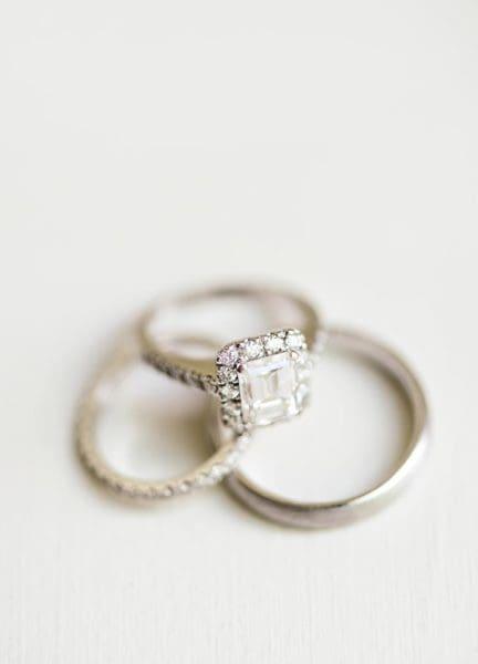 Verlobungsring Diamant Trauringe Silber