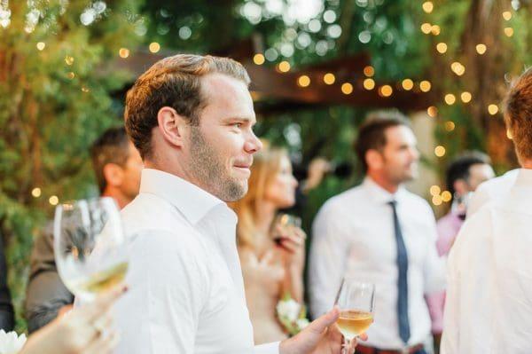 Hochzeitsgast Sektglas Hochzeitsrede