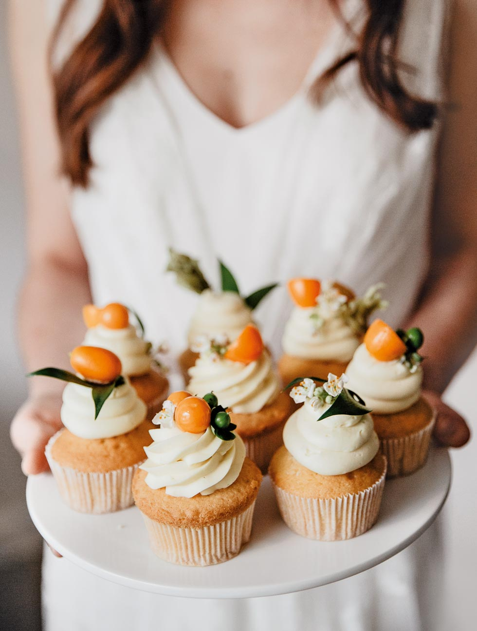 Dessert Hochzeit Cupcakes