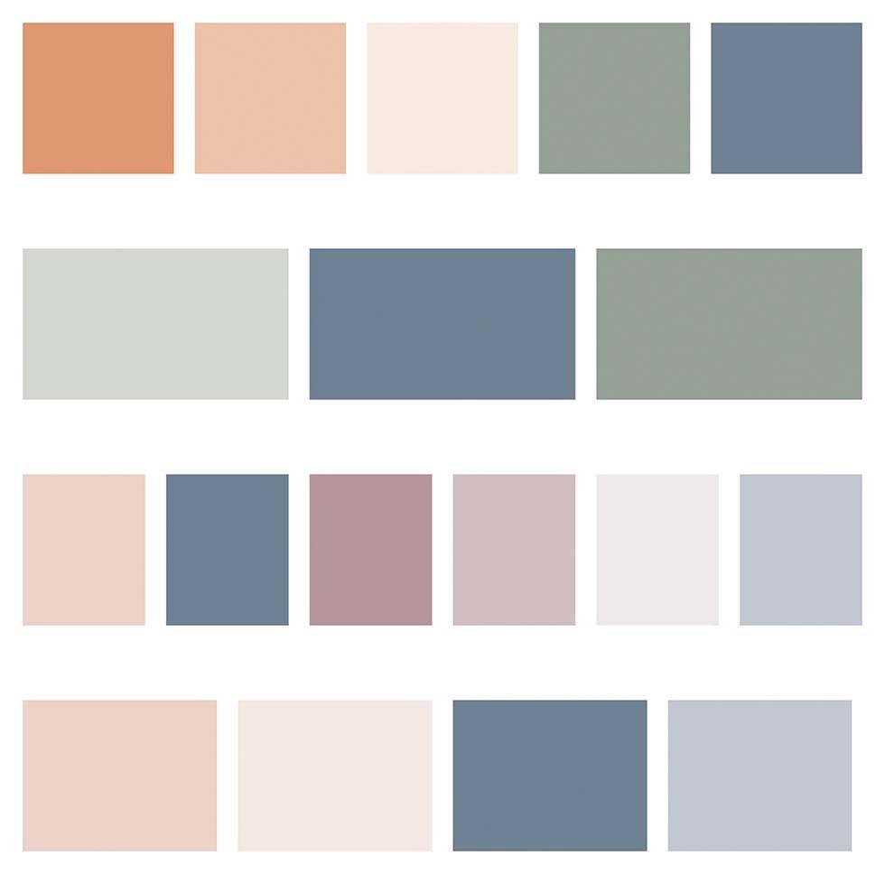 Hochzeitsfarben Finden: Die Trendigsten Farbkonzepte Für