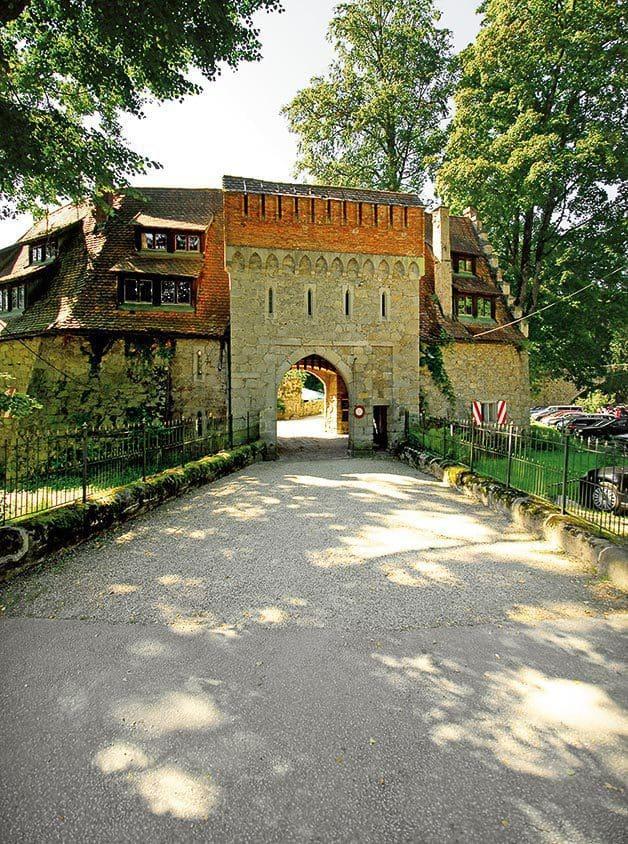 Hochzeitslocation Burg