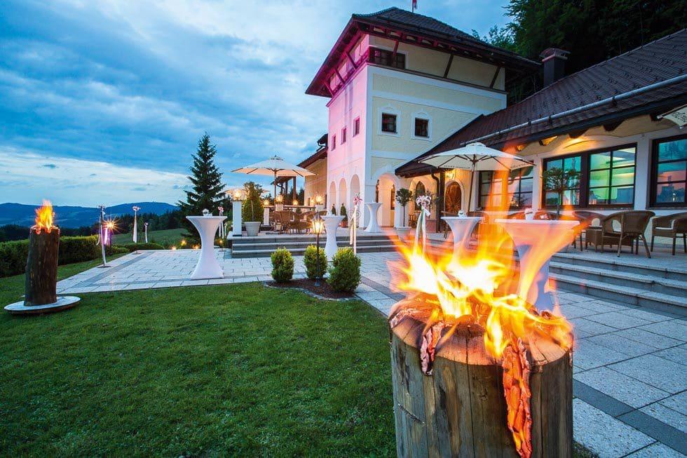 Hochzeitslocation Hotel