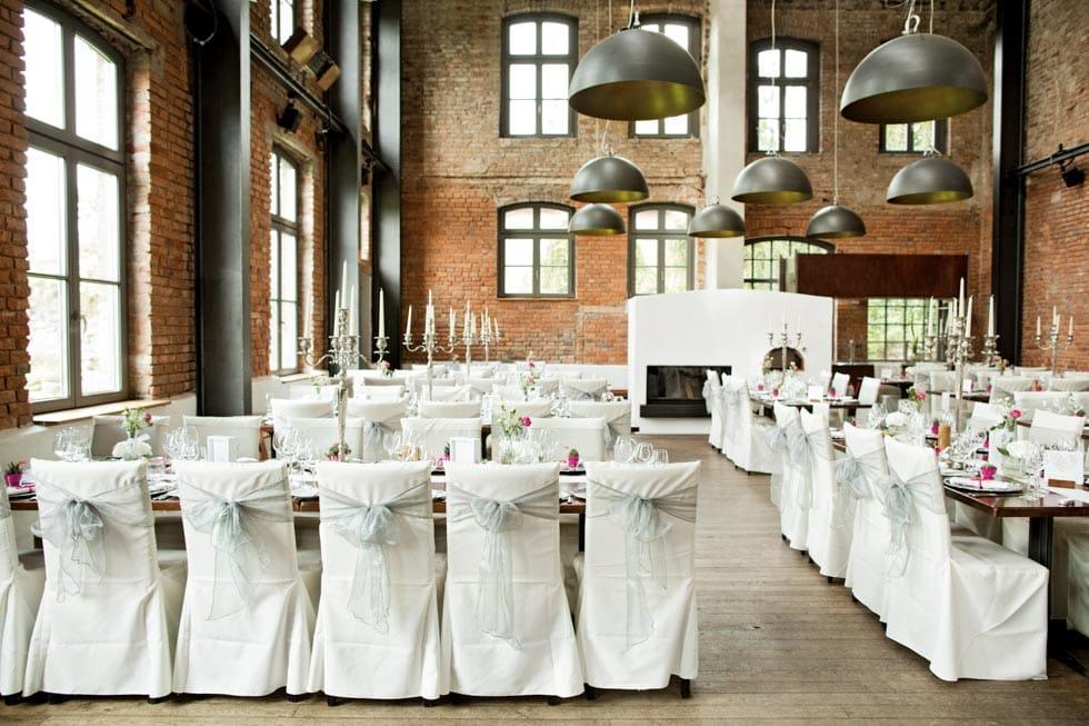 Hochzeitslocation Industrie