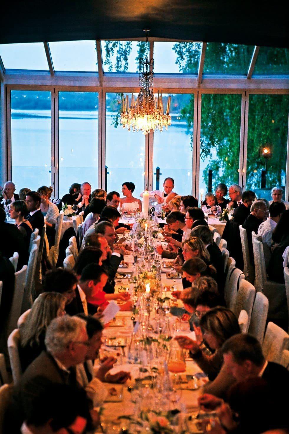 Hochzeitslocation See
