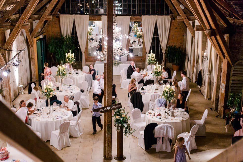 Location Scheune Hochzeit