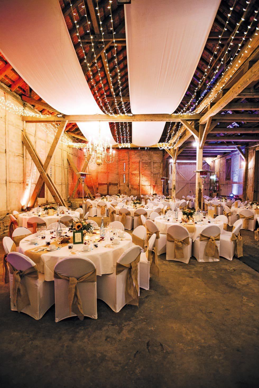 Location Hochzeit Scheune
