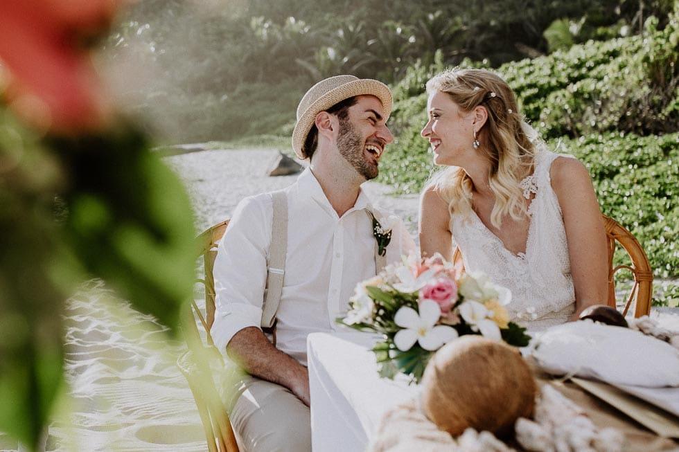 Elopement: Hochzeit zu zweit