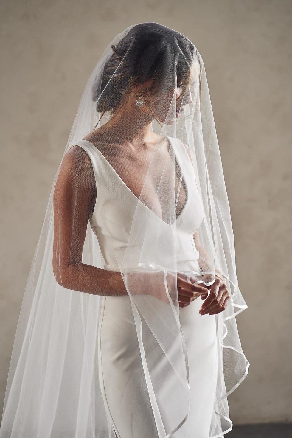 Brautschleier Anna Campbell