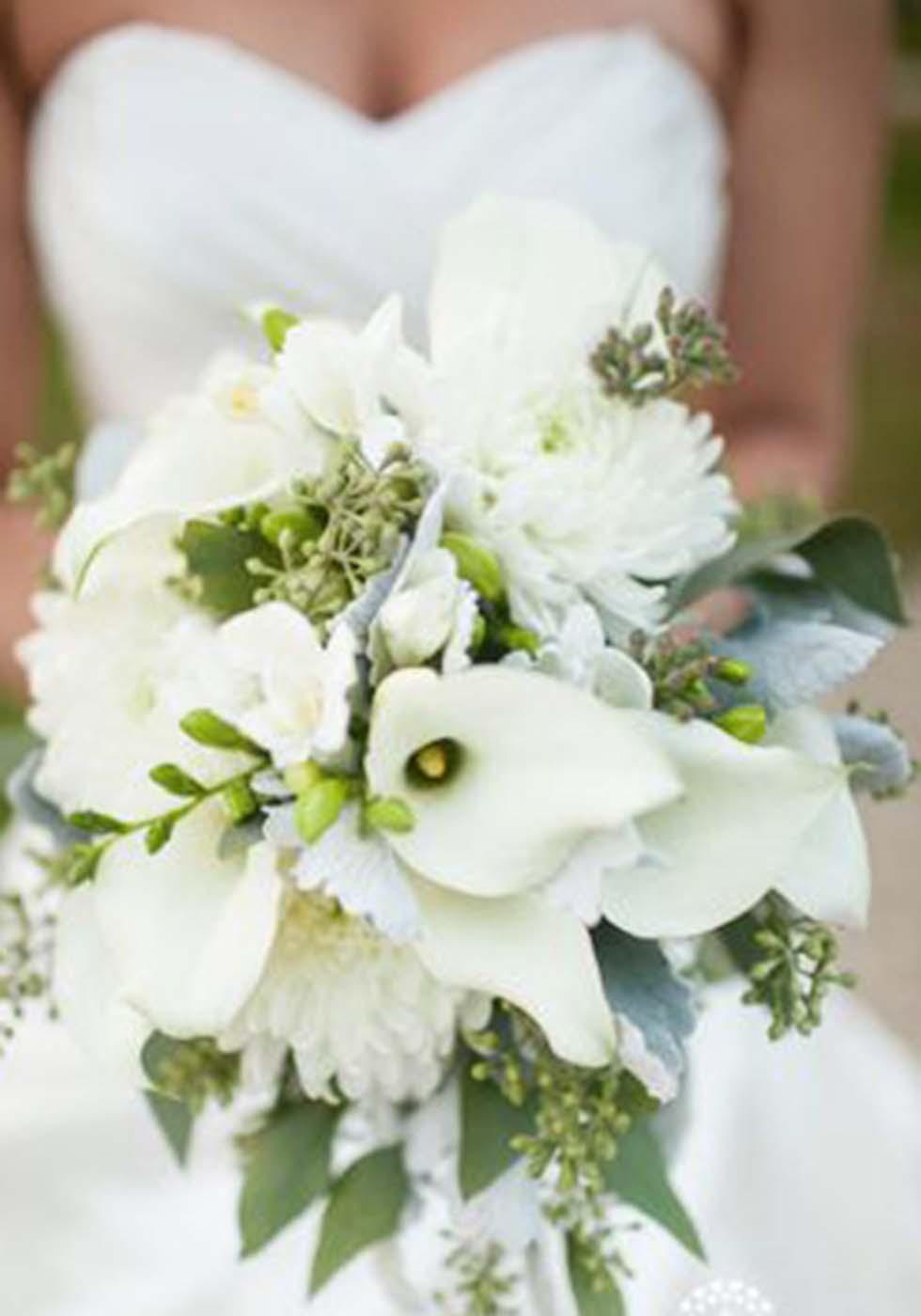 Hochzeitsblumen Calla