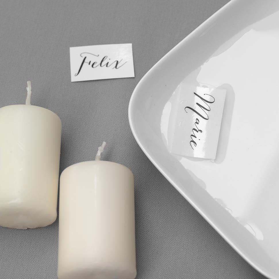 Gastgeschenke Kerze selber machen