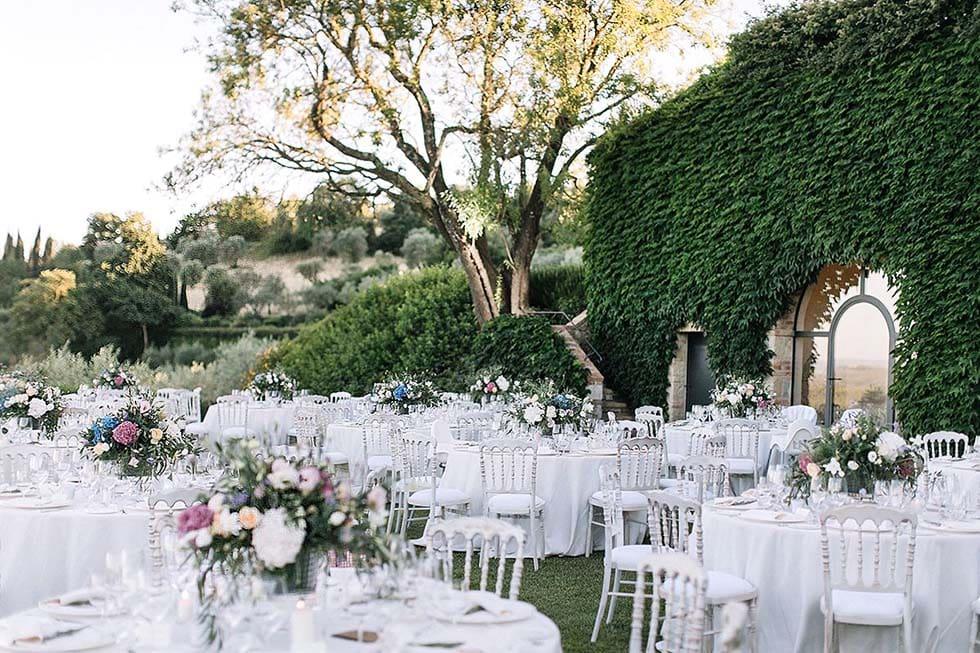 Talento Weddings Heiraten im Ausland Hotel le Fontanelle