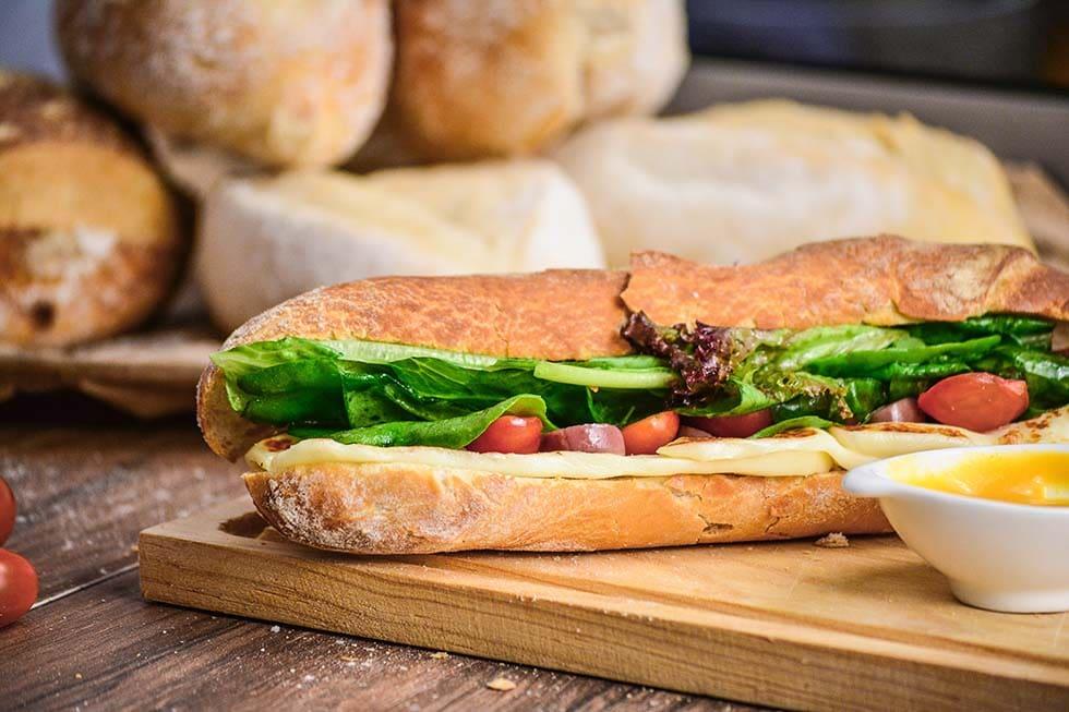 Verbindungszeremonie Sandwich