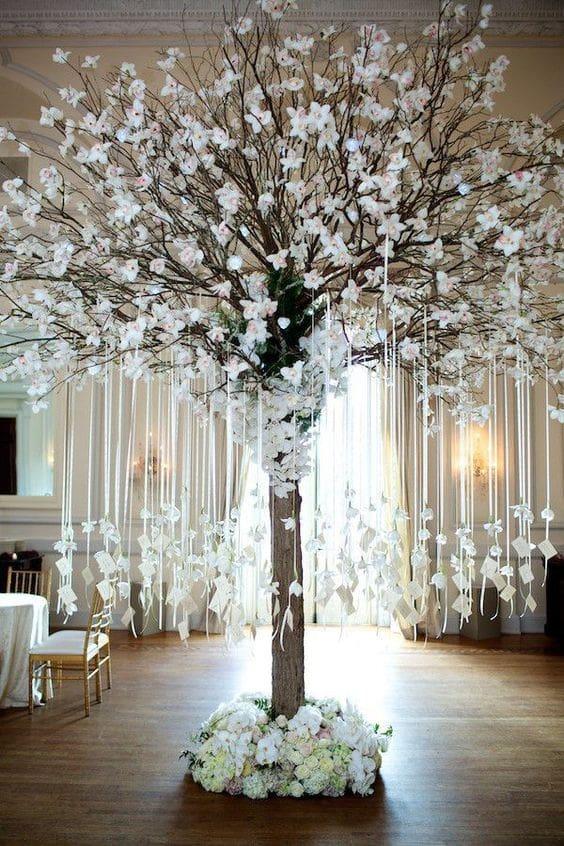 Wunschbaum Hochzeit