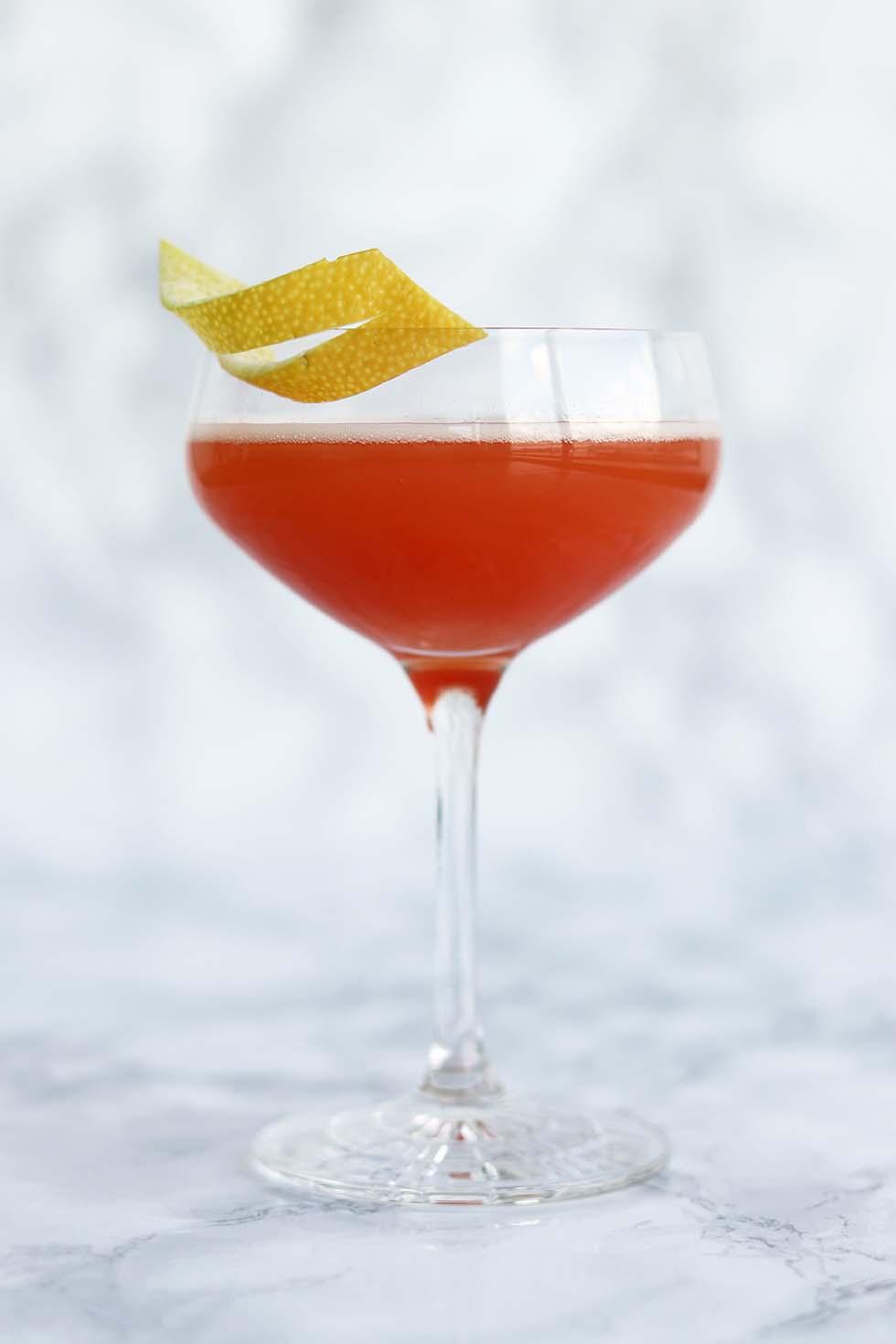 Cocktail für die Hochzeit
