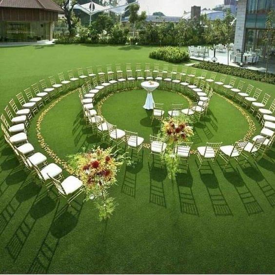 Traukreis Hochzeit
