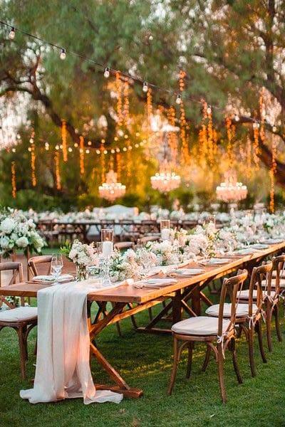 Hochzeit im Freien: 9 geniale Locationtipps & die ultimative