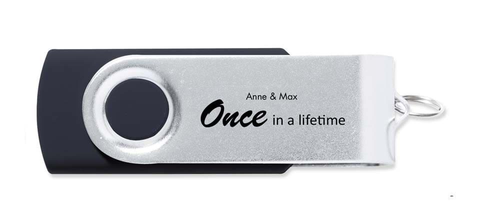 USB Stick Hochzeit