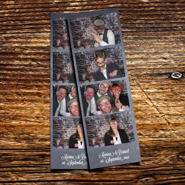 Fotobox Filmstreifen